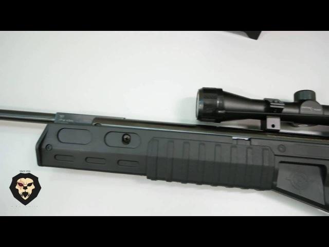 Пневматическая винтовка Crosman TR77 (Видео-Обзор)