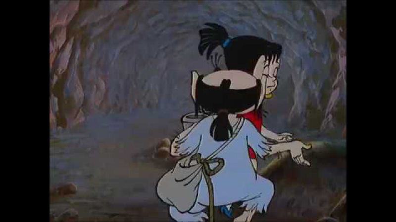 Песня Остров дураков из м ф Незнайка на Луне