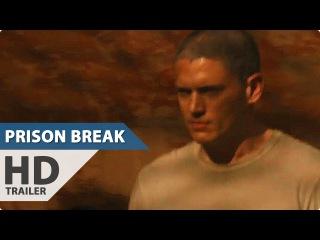 PRISON BREAK Season 5 Comic-Con Trailer (2016)
