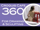 Croquis Cafe 360: Drawing & Sculpture Resource, Grace #10