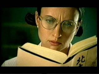 Рекламный блок (ТВ-3, 2005) х\ф Её звали Никита, Гемоглобин, Брейк-поинт; Балтимор,