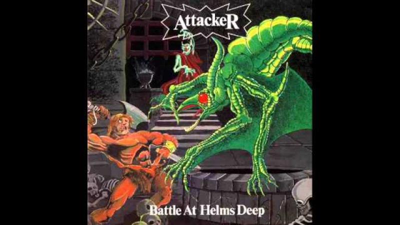 Attacker - Battle At Helm's Deep (1985) - Full Album