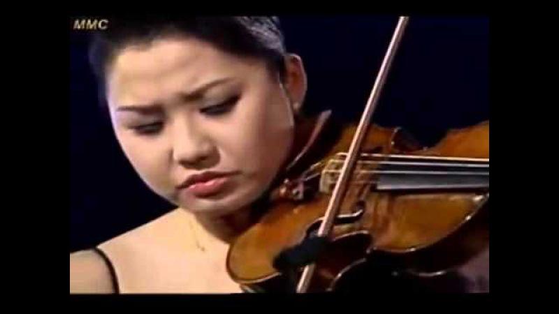 장영주 Sarah Chang: Air on the G String (Violin), 바이올린; G 선상의 아리아