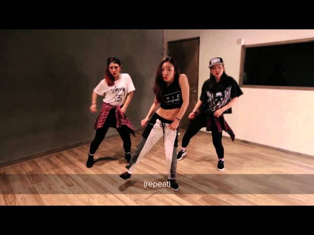 Dance tutorial | MTBD - CL(2NE1) | May J Lee Choreography