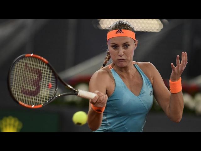 Удар дня от неудачницы финала Кристины Младенович