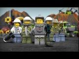 Обзор Lego City Volcano Exploration Base 60124 (База исследователей вулканов Лего Сити 60124)