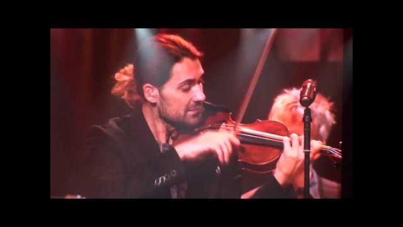 Дэвид Гарретт концерт в Одессе 17.12.16 / Concert of David Garrett in Odessa