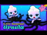 МАСТЕР-КЛАСС: LOL Surprise Custom Ursula Disney Villain The Little Mermaid