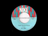 A. C. Reed - Talkin 'bout My Friends Nike 1969 R&ampB Funk 45