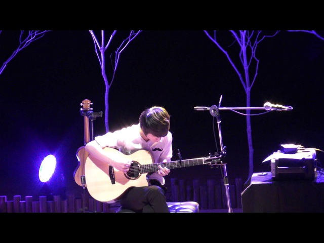 (Andy Mckee) Rylynn - Sungha Jung (live)