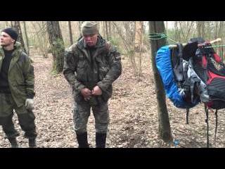 Плащ-палатка транспортировка Эд Халилов