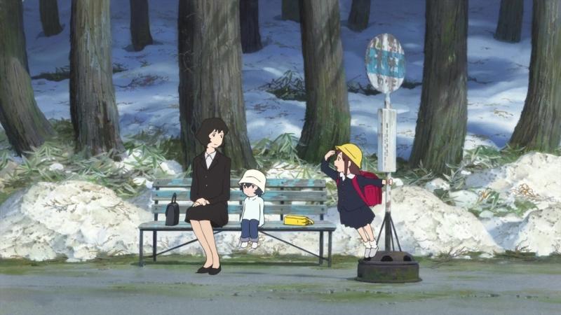 [MURO] Волчьи дети Амэ и Юки / Ookami kodomo no Ame to Yuki [Breeze Azart Lasik Hyver Molibden ZoHaN]