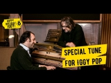 Jarvis Cocker and Chilly Gonzales perform a special tune for Iggy Pop (20042017)