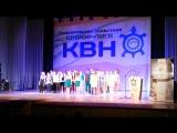 Свердловская областная юниор-лига КВН. Финал 2016