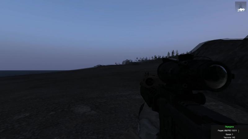 Arma 3 REALWAR. Последний рубеж. 17.04.2016.