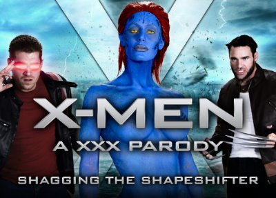 XXX-Men: Shagging the Shapeshifter (XXX Parody)
