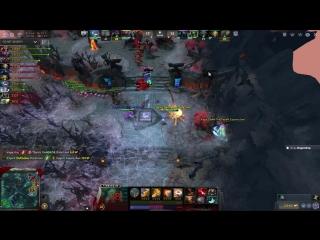 CemaTheRubick (Vega vs Team Spirit WellPlay Invitational)