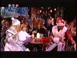 1999-2000. Новогодний огнёк.Алла Пугачева, Кристина Орбакайте и Филипп Киркоров,Никита Пресняков