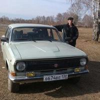 Анкета Вячеслав Мурашов