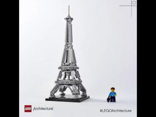 LEGO Architecture - Париж