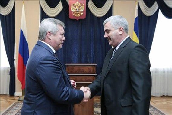 Таганрогским металлургам вручены государственные награды