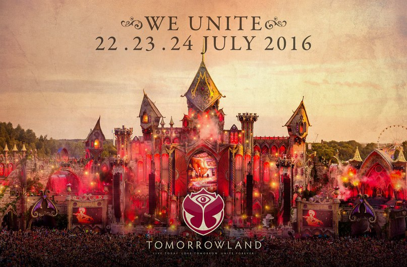 Trance Only Music #LIVE #Tomorrowland 2016