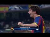 Реал Мадрид 0-2 Фк Барселона - Полуфинал Лиги Чемпионов 2010/11