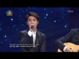 VIDEO 141112 EXO-K Special Stage Sabor a Mi KBS MUSIC BANK in MEXICO456239311