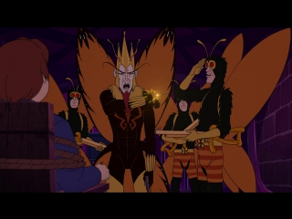 The Venture Bros. / Братья Вентура - Сезон 6 Серия 8 (Вечеринка для Тарзана / A Party For Tarzan) [озвучка VoicePower]
