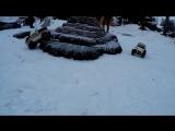 гонки на сrawler 4x4 от motor juest в top gun