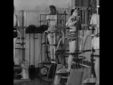 А вот так выглядел бы ваш тренажерный зал, родись вы лет на 60-70 раньше! Как вам?