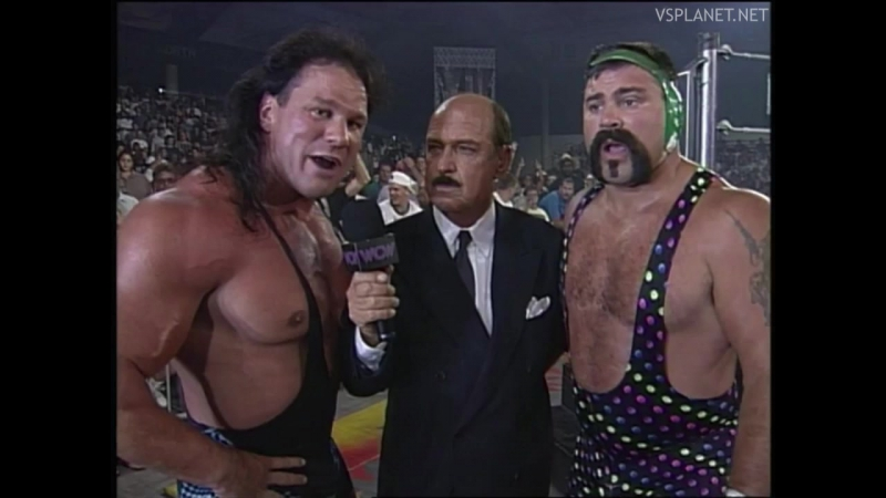Steiner Brothers interview, WCW Monday Nitro 26.08.1996