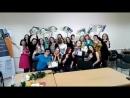 Выпускной Базового курса по визажу в г.Йошкар-Ола от бренд-визажиста марки AFFECT Елены Плахотиной г.Липецк