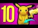 ТОП 10 Самых КРУТЫХ покемонов в Pokemon Go! (Покемон Го)