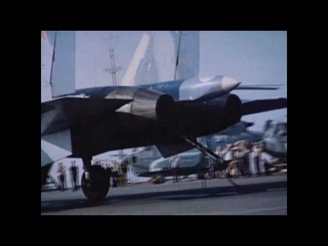 Sukhoi Su-27 'Sea Flanker' . USSR
