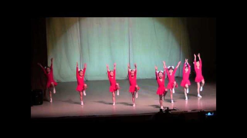 ГБОУ Школа №1028 СП №7 Ритмическая гимнастика 2016