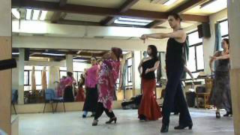 La Tati Bambera Curso intensivo de Flamenco