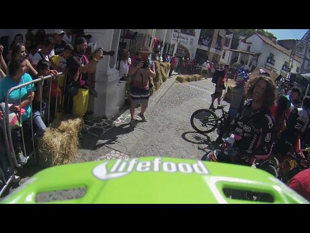 2016 Taxco DH - Winning run Johannes Fischbach