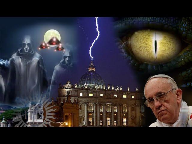 Альцион Плеяды 7 (ПЕРЕЗАГРУЖЕНО): Конец Правления Иллюминатов, Кризис в Ватикане, Инопланетяне