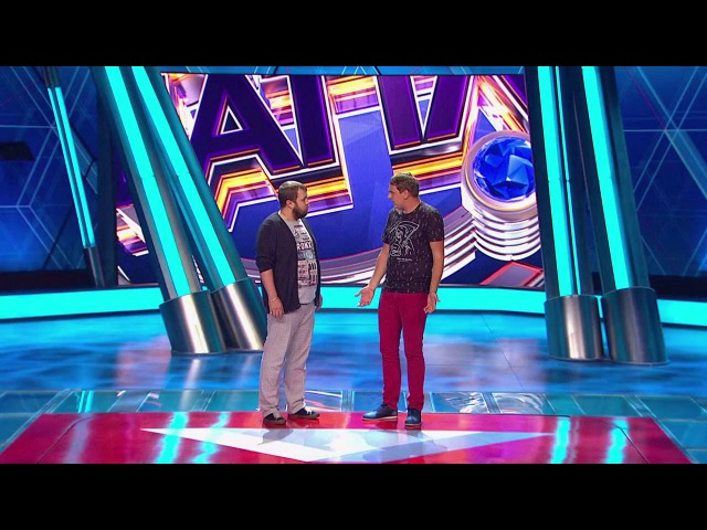 Comedy Баттл. Последний сезон - Антон и Алексей (полуфинал)