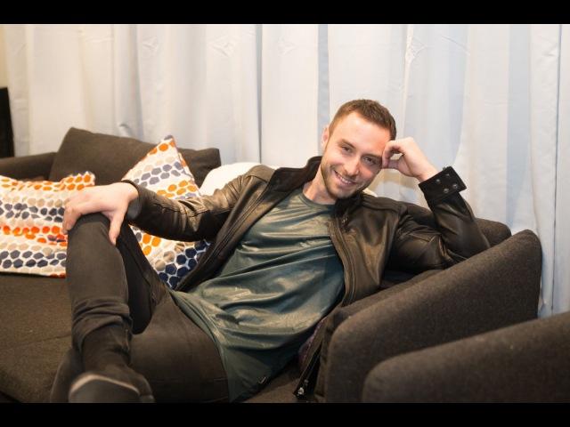Måns Zelmerlöw's Interview on Õhtuleht