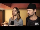 Entrevue avec Thirty Seconds To Mars