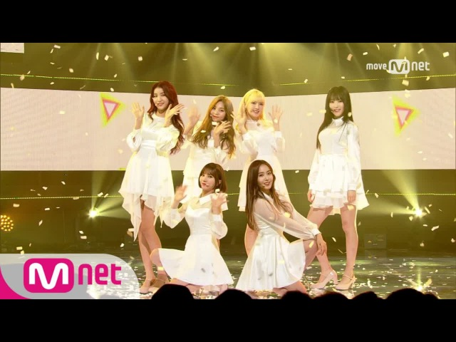[GFRIEND - Hear The Wind Sing] Comeback Stage | M COUNTDOWN 170309 EP.514