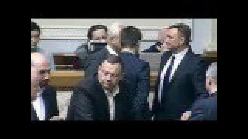 В ВР закликали не слухати дядю Сема, а дружити з Росією