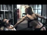 Agent Provocateur   'Love Me Tender'   Rosie Huntington Whiteley