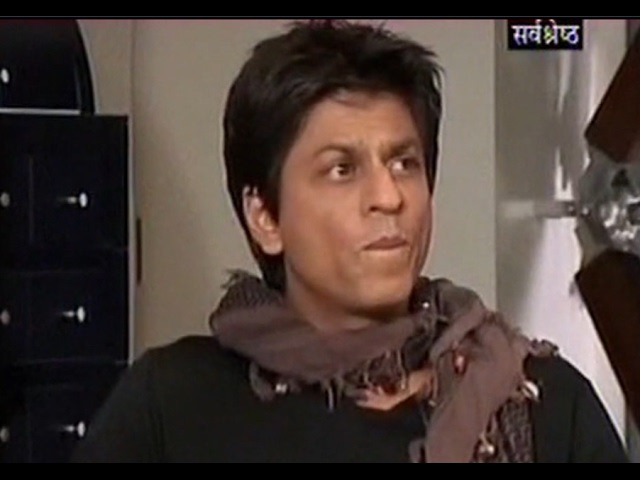Aaj Tak/ТВ-интервью с Шах Рукх Кханом, 2009 год, с русскими субтитрами