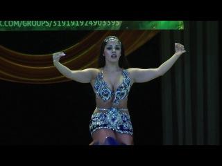 "NEW! DIANA GNATCHENKO, Magical modern baladi on ""Grand prix WorldUCA"" ,GALA SHOW!"