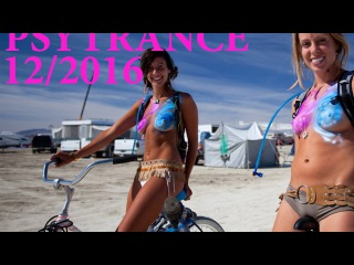Progressive Psytrance Set December 2016 by Electric Samurai