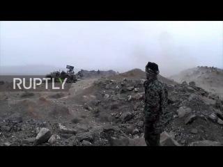 Syria: Syrian Army troops make advances in region southeast of Aleppo