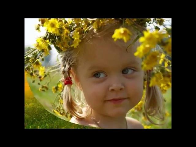 Выглянуло солнышко - детский музыкальный клип
